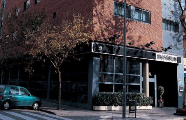 фото отеля NH Barcelona Entenza (ex. NH Sants Center; NH Forum) изображение №1