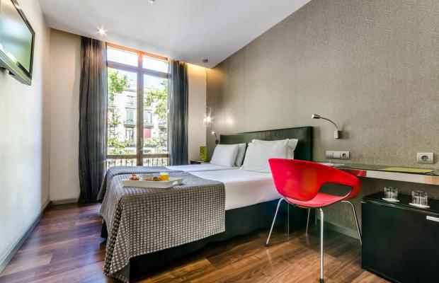 фото Hotel Exe Ramblas Boquería (ex. Eurostars Ramblas Boqueria) изображение №30