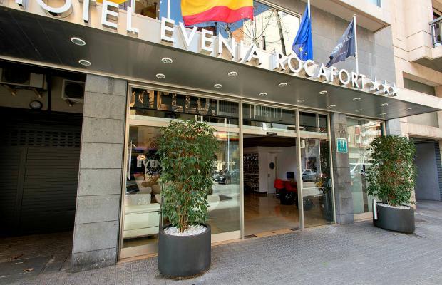 фотографии отеля Evenia Rocafort изображение №3