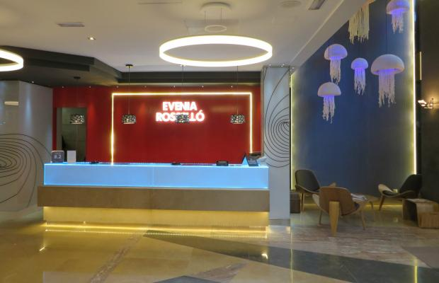 фотографии отеля Evenia Rossello Hotel изображение №3