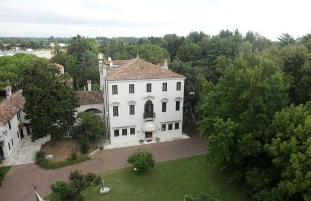 фотографии отеля Park Hotel Villa Giustinian изображение №31