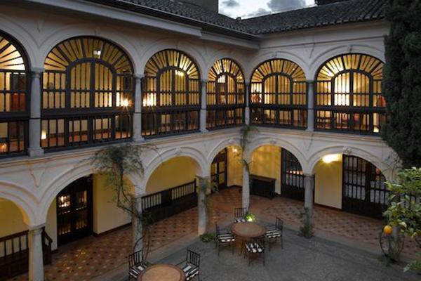 фотографии отеля Parador de Granada изображение №23