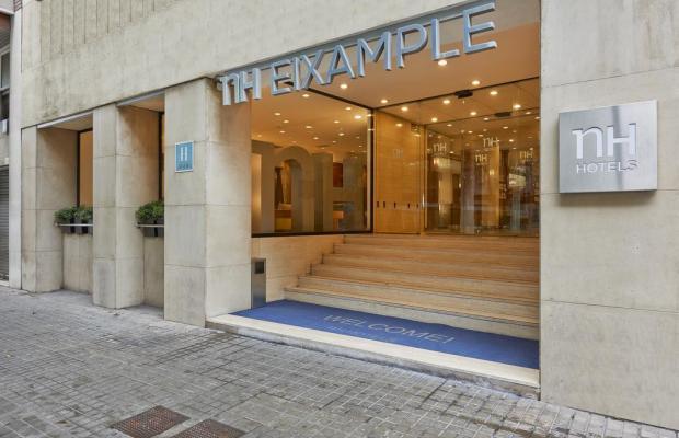 фото отеля NH Barcelona Eixample (ex. NH Master) изображение №1