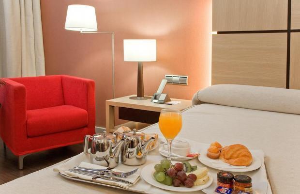 фото отеля Silken Puerta de Valencia изображение №33