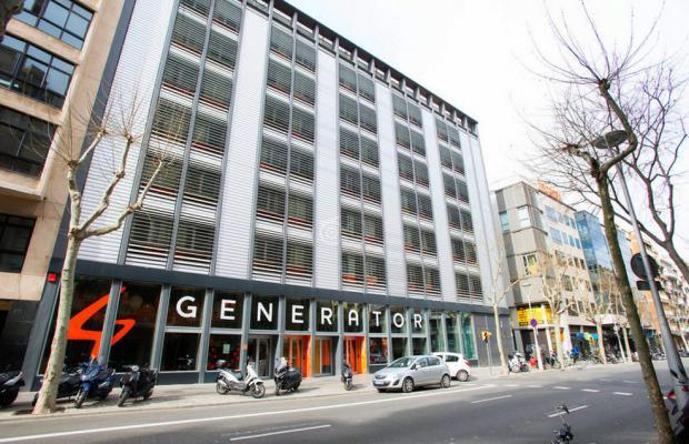 фото отеля Generator Hostel Barcelona изображение №1