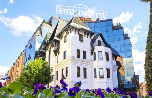 фото отеля Silken Indautxu Bilbao изображение №1