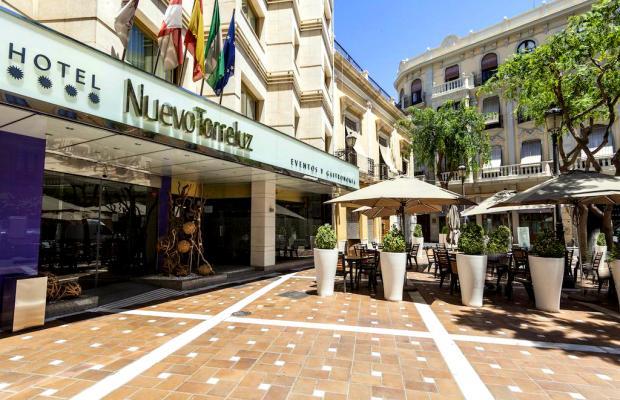фото отеля Nuevo Torreluz Hotel изображение №1