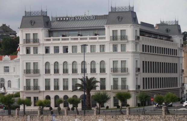 фото отеля Gran Hotel Sardinero изображение №17