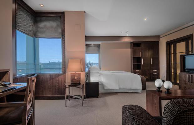 фото Eurostars Suites Mirasierra (ex. Sheraton Madrid Mirasierra Hotel & Spa) изображение №30