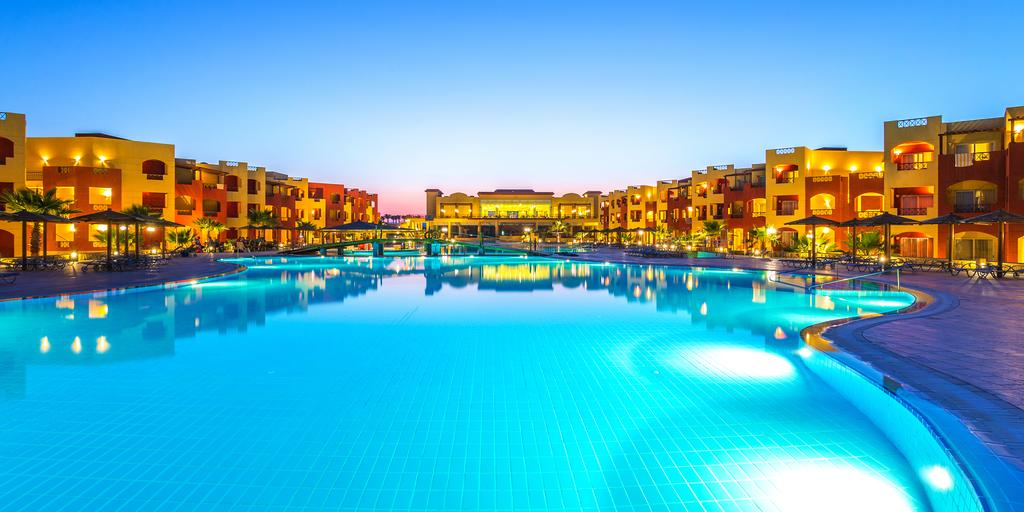 Mnogo.travel - Royal Tulip Beach Resort 5*, Египет, Марса Алам, Эль Кусейр