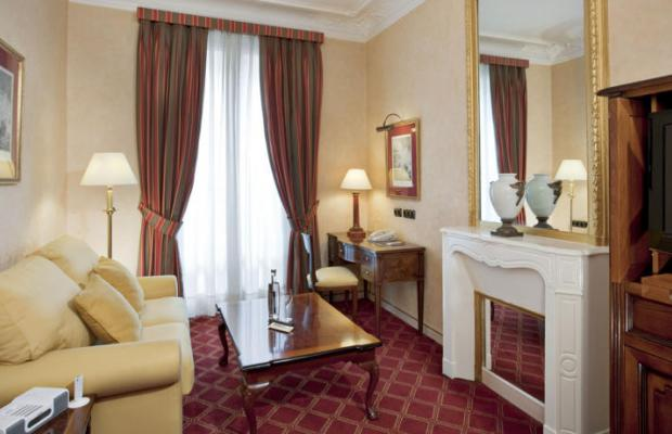 фотографии отеля Melia Paris Champs Elysees (ex. Melia Alexander Boutique) изображение №7