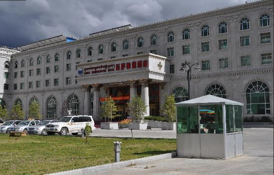 фотографии отеля Manasarovar International Hotel Lhasa изображение №3