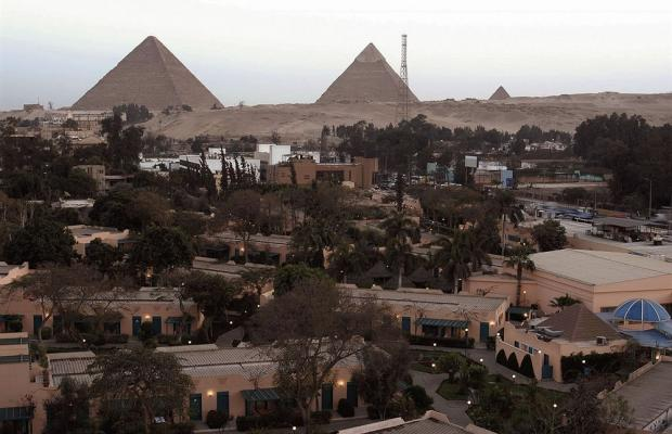 фотографии Movenpick Resort Cairo-Pyramids изображение №20