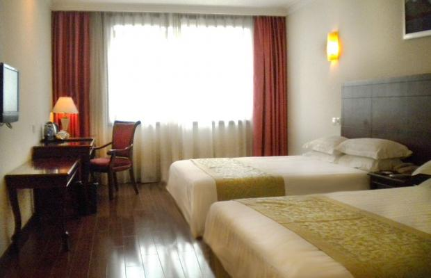 фотографии Hotel Carolina Yishan Road изображение №4