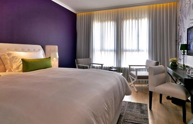 фотографии отеля Hotel Indigo Tel Aviv - Diamond District изображение №31