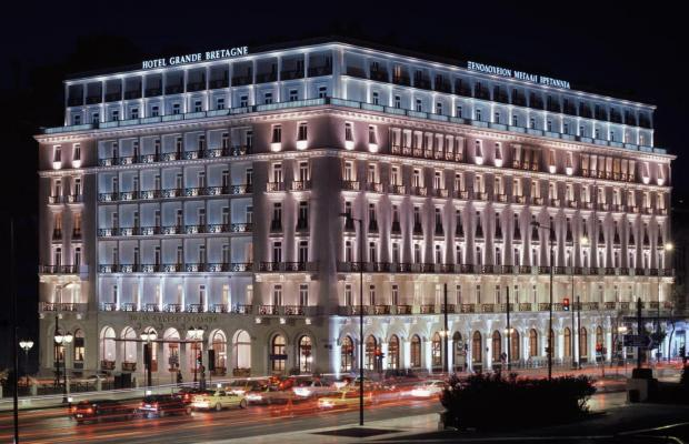 фото отеля Grande Bretagne, A Luxury Collection Hotel изображение №9