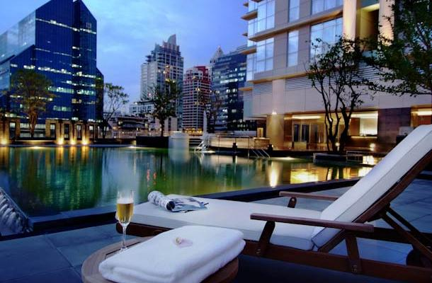 фото Marriott Executive Apartments Sathorn Vista изображение №22