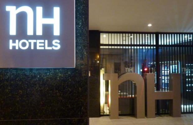 фотографии отеля Hotel NH Madrid Sur (ex. NH Pacifico) изображение №3