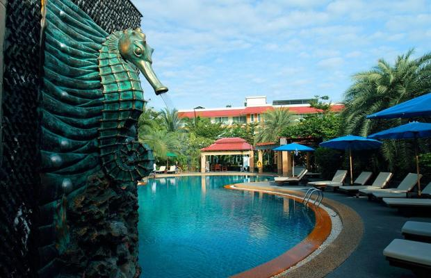 фото R-Mar Resort & Spa (ex. Jintana Patong) изображение №22