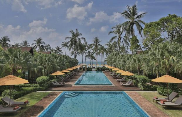 фотографии отеля Movenpick Resort Laem Yai Beach (ex.The Passage Resort & Spa Koh; Samui Amanda) изображение №7