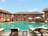 The Golden Crown Colva (ex. The Golden Palms Colva; Pearls Oceanique; Oceanic Resort), 3*