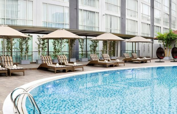 фото отеля Eastin Grand Hotel Saigon (ex. Movenpick Hotel Saigon; The Marco Polo Omni Saigon) изображение №25
