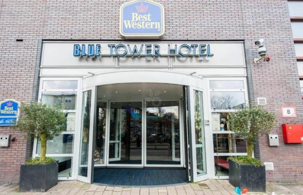 фотографии BEST WESTERN Blue Tower Hotel изображение №24