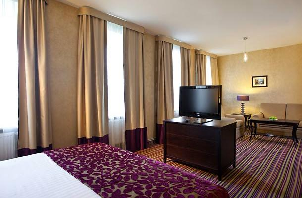 фотографии отеля Courtyard by Marriott St.Petersburg Vasilievsky изображение №31