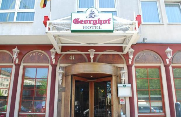 фотографии Georghof Hotel Berlin (ex. Tulip Inn Berlin Georghof) изображение №16