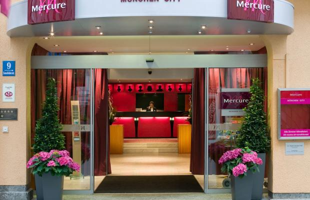 фото отеля Mercure Muenchen City Center изображение №1