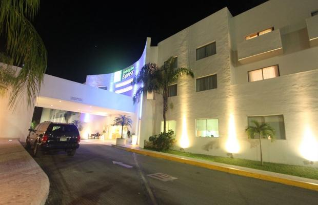 фотографии отеля Holiday Inn Express Playa del Carmen изображение №35