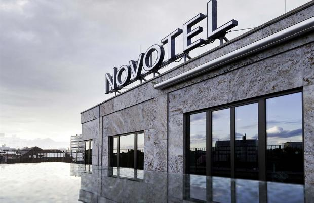 фотографии Dorint Novotel Berlin Am Tiergarten изображение №36