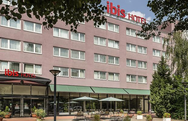 фото отеля Ibis Berlin Airport Tegel изображение №1
