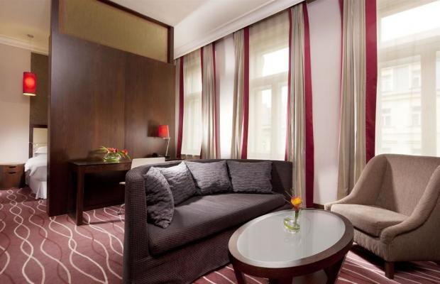 фотографии Sheraton Prague Charles Square изображение №32