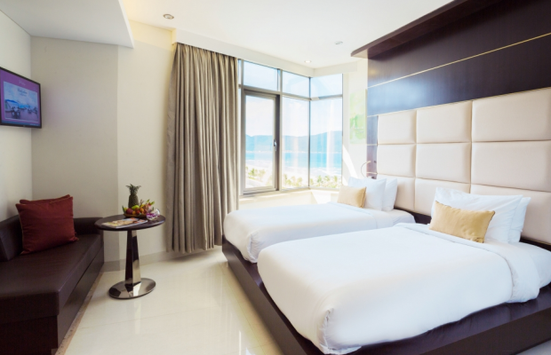 фотографии отеля Holiday Beach Da Nang Hotel and Spa изображение №27