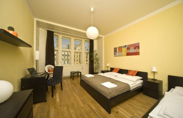 фотографии отеля Wenceslas Square Hotel Apartments изображение №23