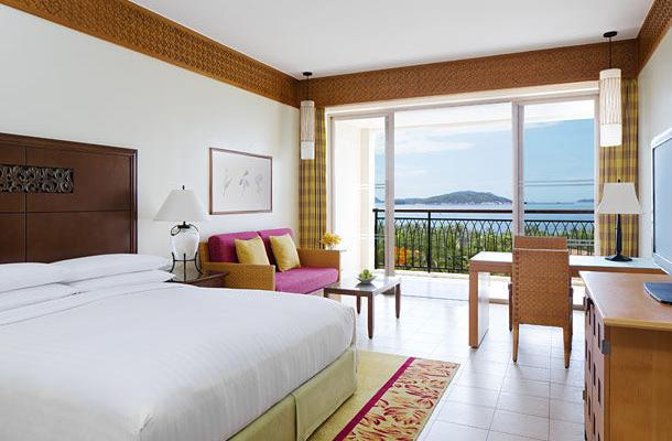фотографии отеля Sanya Marriott Yalong Bay Resort & Spa изображение №15