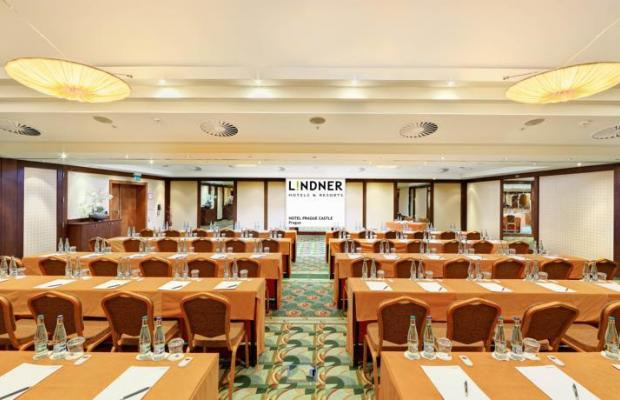 фото Lindner Hotel Prague Castle (ex. Crown Plaza Castle) изображение №14