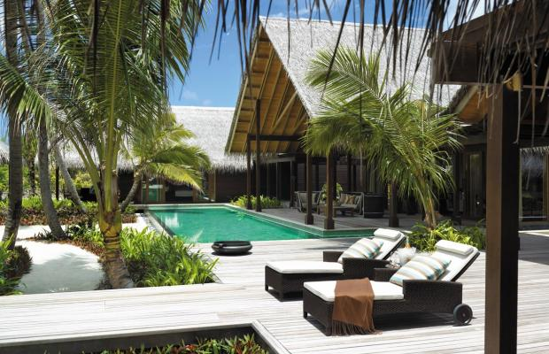 фотографии отеля Shangri-La Villingili Resort & Spa изображение №15