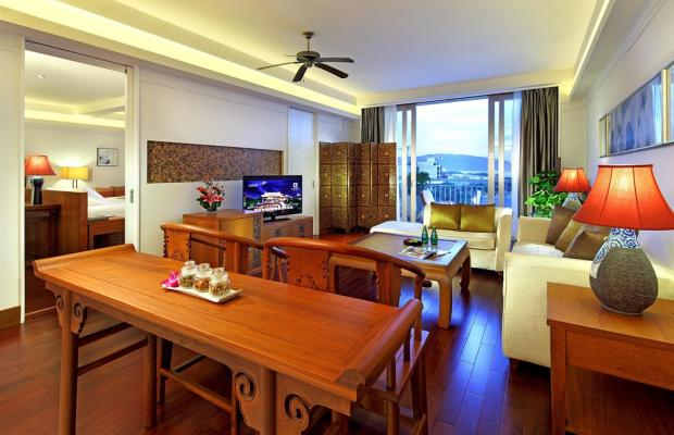 фотографии отеля Huayu Resort & Spa Yalong Bay Sanya изображение №27