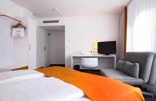 фото отеля Wyndham Garden Duesseldorf City Centre Koenigsallee (ex. Grand City Hotel Dusseldorf Koenigsallee; Four Points by Sheraton) изображение №29