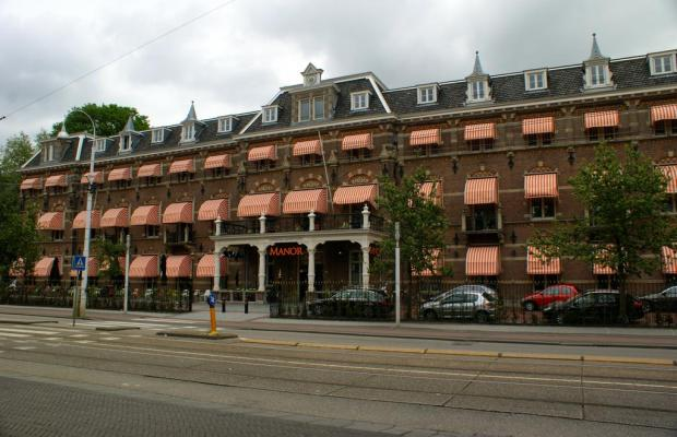 фотографии отеля Hampshire Hotel - The Manor Amsterdam (ex. Eden Amsterdam Manor) изображение №23