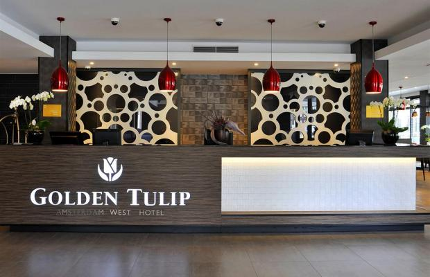 фото отеля Golden Tulip Amsterdam West изображение №65