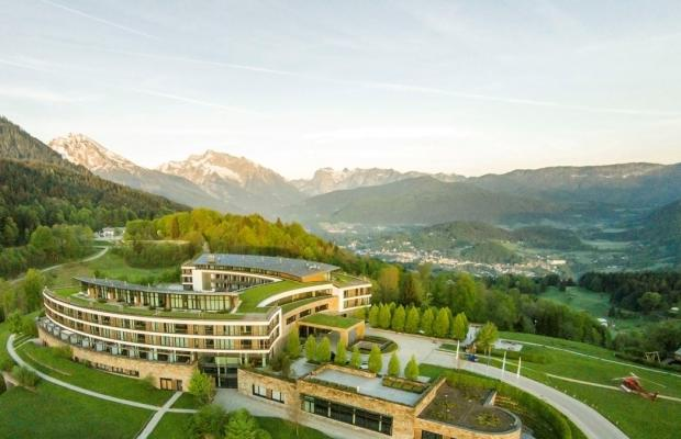 фото отеля Kempinski Hotel Berchtesgaden (ex. InterContinental Resort) изображение №33