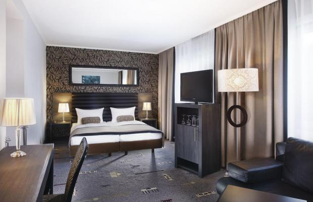 фотографии отеля Wyndham Garden Hamburg City Centre Berliner Tor (ех. Grand City Hotel Berlin; Hotel Berlin) изображение №19