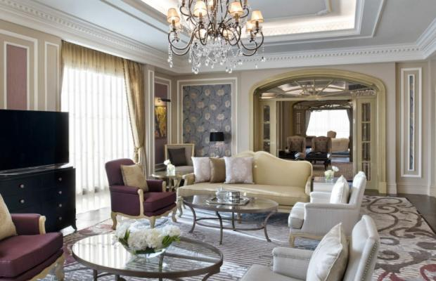 фотографии отеля Al Habtoor City The St. Regis Dubai изображение №55