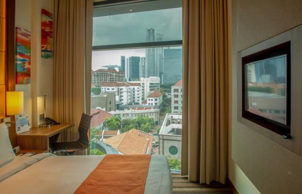 фотографии отеля Holiday Inn Express Singapore Clarke Quay изображение №43