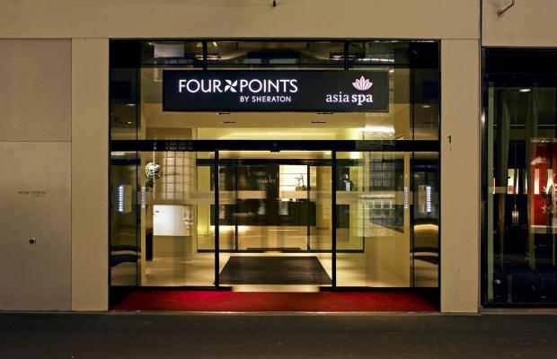 фото отеля Four Points by Sheraton Sihlcity - Zurich изображение №29