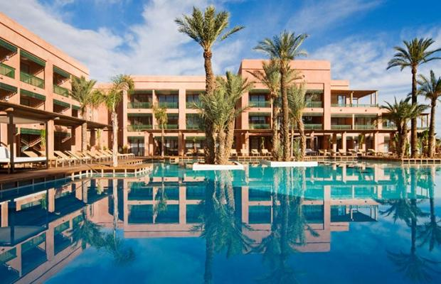 фотографии Du Golf (ex. Holiday Inn Marrakech - Hotel Du Golf) изображение №4