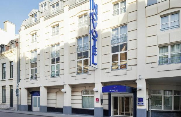 фото отеля Novotel Lille Centre Grand Place изображение №1